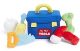 Gund Infant 'My First Toolbox' Plush Play Set