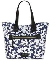 Marc Jacobs Floral Print Nylon Tote