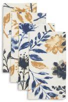 Sur La Table Floral Vine Napkins, Set of 4