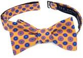 Ted Baker Men's Medallion Silk Bow Tie