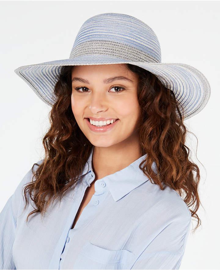 2ac2e4e5b I.n.c. Shimmer Packable Floppy Hat