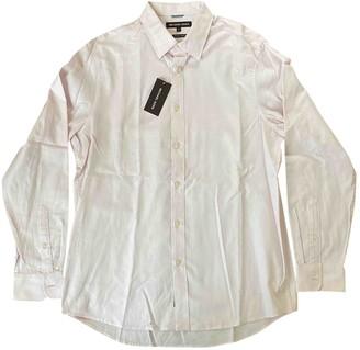 Michael Kors Pink Cotton Shirts