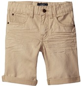 Lucky Brand Kids - Clubhouse Shorts Twill Boy's Shorts