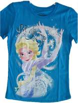 Disney Big Girls Frozen Elsa Character Print T-Shirt 7-8