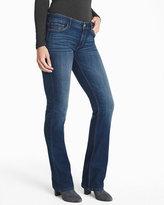 White House Black Market Curvy Bootcut Jeans