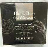 Perlier Black Rice Platinum Absolute Youth Cream SPF 15, 1.6 Fluid Ounce