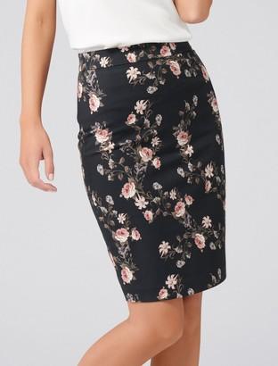 Ever New Carla Pencil Skirt
