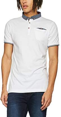 Brave Soul Men's Europa Polo Shirt,Small