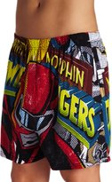 Briefly Stated Power Rangers Mighty Morphin Boxer Shorts for men
