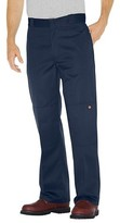 Dickies Men's Big & Tall Loose Straight Fit Twill Double Knee Work Pants with Extra Pocket