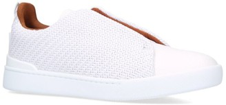 Ermenegildo Zegna Leather Couture 3X Sneakers