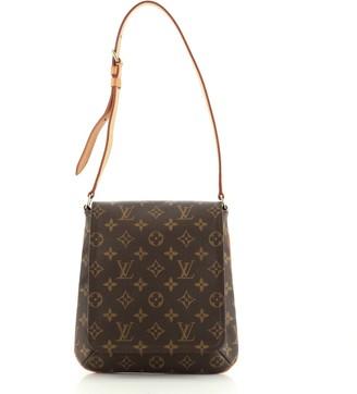 Louis Vuitton Musette Salsa Handbag Monogram Canvas PM