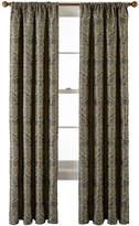 Royal Velvet Vance Rod-Pocket Lined Curtain Panel