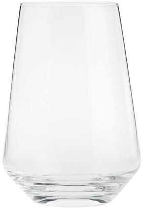 Pottery Barn Schott Zwiesel Taste Stemless Wine Glasses