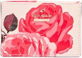 Kate Spade Cameron Street Roses Card Holder