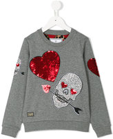 Philipp Plein Junior Odile sweatshirt