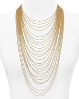 ABS by Allen Schwartz Call of the Wild Multi Chain Necklace, 16-32""