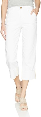 Jag Jeans Women's Eden Wide Cuff Ankle Pant
