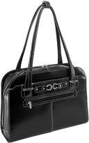 McKlein McKleinUSA Mayfair 15.4 Leather Laptop Briefcase