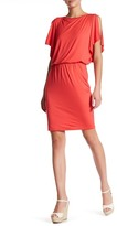 Trina Turk Loper Draped Dress