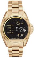 Michael Kors Bradshaw Gold-Tone Display Watch