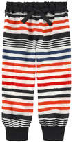 Sonia Rykiel Enfant Flowing striped silk pants