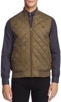 Fred Perry Quilted Vest