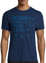 Reebok Workout Ready Short-Sleeve Supremium Graphic Tee