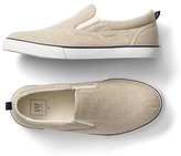 Gap Woven slip-on sneakers