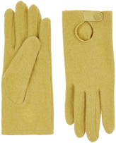 Accessorize Wool Gloves With Straps