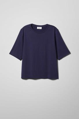 Weekday Ching T-shirt - Black
