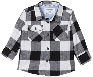Sovereign Code Liverpool Flannel Top