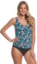 Prego Maternity Swimwear Floral Posh Tankini Set 8141609