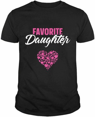 Generic Favorite Daughter Shirt Gift for Her Mother's Father's Day T-Shirt