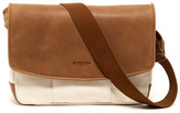 Timbuk2 Proof Whiskey Leather Trimmed Messenger