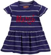 Harper Canyon Embroidered Stripe Top (Baby Girls)