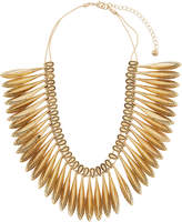 Lydell NYC Multi-Drop Sliding Statement Necklace