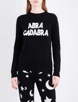Chinti and Parker Abracadabra cashmere jumper