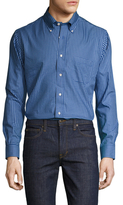 Brooks Brothers Checkered Slim Fit Sportshirt