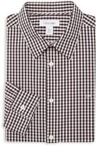 Calvin Klein Checkered Dress Shirt