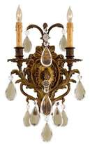 Minka Lavery Metropolitan® Family Collection 2-Light Wall Sconce in Antique Bronze