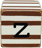 New Arrivals Letter Block Z