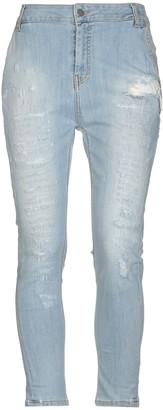 Made With Love Denim pants - Item 42712706WA