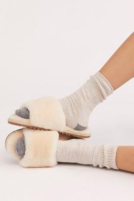Lamo Sheepskin, Inc. Easy Livin Slide Slippers