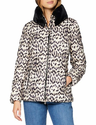 Geox Women's W CAMEI Quilted Jacket