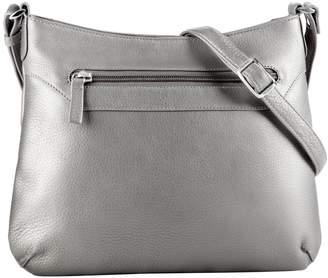 Medium Central Park Leather Crossbody Bag