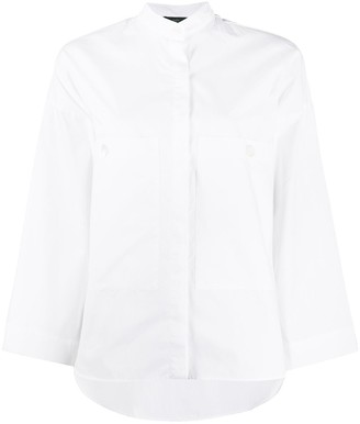 Jejia Oversized Pocket Shirt