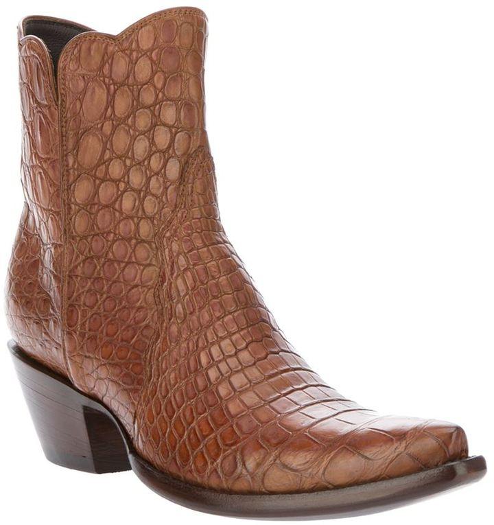 Stallion Boots & Leather Goods 'Zorro Gallegos' boots