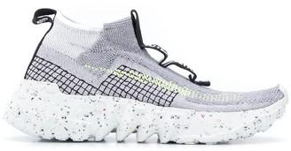 Nike Space Hippie 40mm low-top sneakers