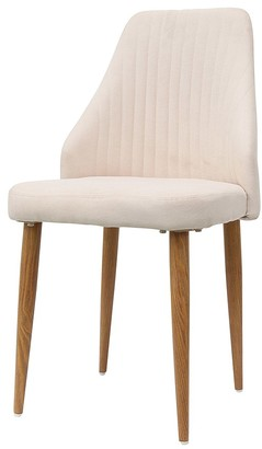 Florabelle Living Lili Dining Chair Oat